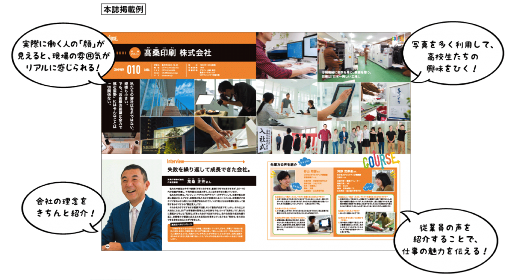 course誌面シメージ